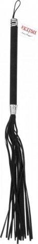 Плеть fancy flogger черная, фото 2