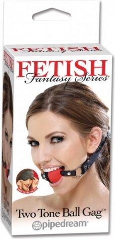���� Fetish Fantasy Series Two Tone Ball Gag ������ � �������, ���� 2