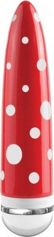 Вибромассажер ceramix no 9 керамический красный