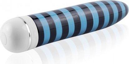 Вибромассажер ceramix no 10 керамический бирюзово-черный, фото 3