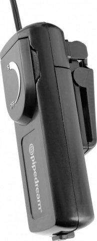Фалоиммитатор с креплением vibrating dual penetrator с вибрацией женский черный 17 см, фото 3
