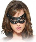 Кожаная маска | Маски и кляпы | Интернет секс шоп Мир Оргазма