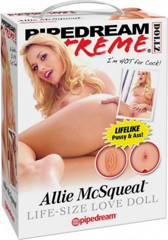 ����� �������� Allie McSqueal, ������������ ������ � ����, ���� 2