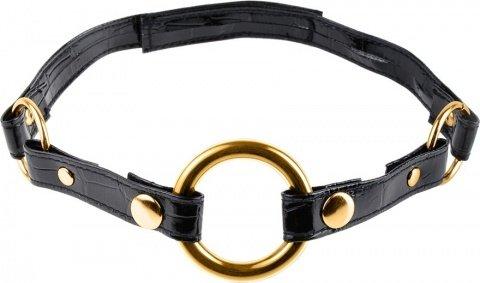 Открытый кляп-кольцо O-Ring Gag, фото 3