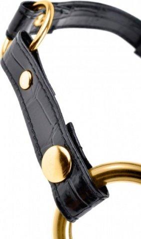 Открытый кляп-кольцо O-Ring Gag, фото 5
