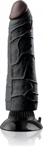 Фаллоимитатор с присоской, цвет Мулат 23 см