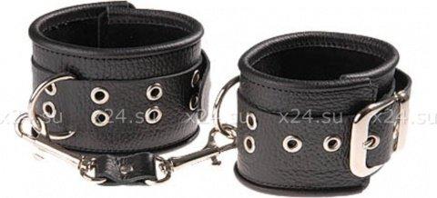 Наручники cumfy cuffs с мехом черные