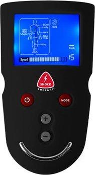 Накладки самоклеющиеся proffesional wireless elektro-massage kit для электростимуляции черные, фото 8