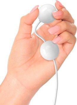 Вагинальные шарики с вибрацией, с USB зарядным устройством, фото 5