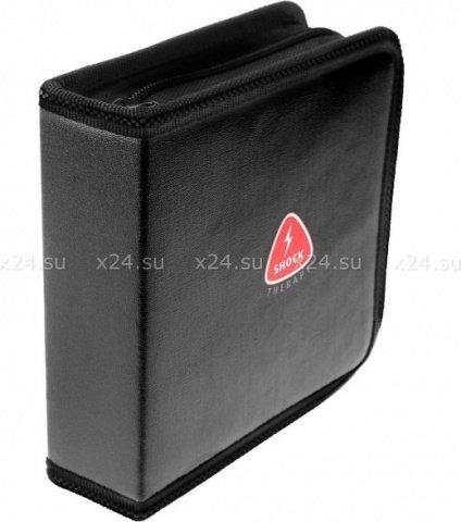 Набор из анальной пробки и зажимов для сосков kinky couples travel kit для электростимуляции черные, фото 3
