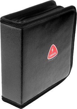 Набор из анальной пробки и зажимов для сосков kinky couples travel kit для электростимуляции черные, фото 5