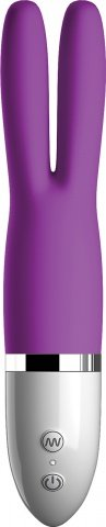 Вибромассажер мини snuggle bug фиолетовый, фото 3