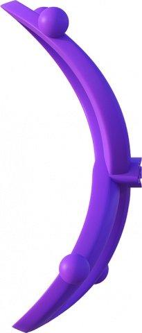 Эрекционное кольцо с фиксацией мошонки Infinity Ring, фото 5