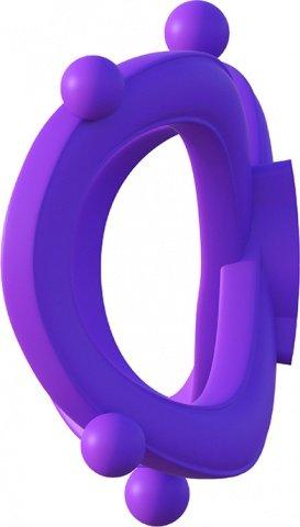 Эрекционное кольцо с фиксацией мошонки Infinity Ring, фото 7