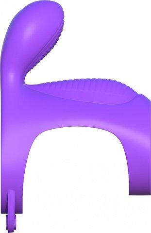 Насадка на пенис с двойной стимуляцией Ultimate Couples Cage (5 режимов), фото 6