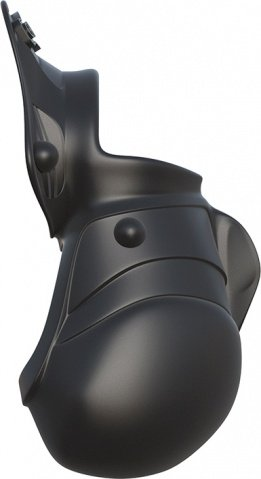 Силиконовый чехол для мошонки с эрекционным кольцом Rock Hard Ball Banger, фото 8