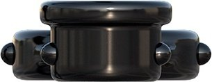 Эрекционное кольцо с фиксацией мошонки Ironman Duo-Ring, фото 2