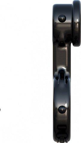Эрекционное кольцо с фиксацией мошонки Ironman Duo-Ring, фото 8