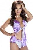 Пеньюар Arya Violet, фиолетовый, L/XL - Секс-шоп Мир Оргазма