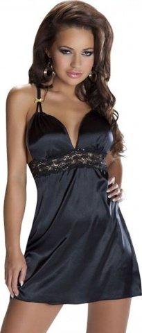 Платье Brittany, черное