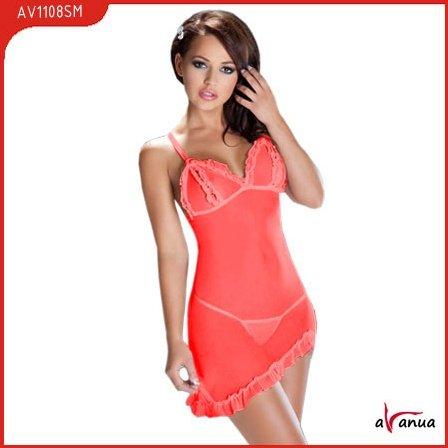 Платье Sheela Red, красное