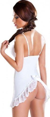 Платье Marylin, белое, фото 4