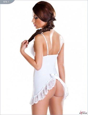 Платье Marylin, белое, фото 5