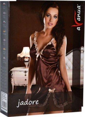 Платье Jadore, шоколадное, фото 3