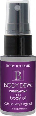 Масло для тела с феромонами Body Boudoir Oh So Original 30 мл