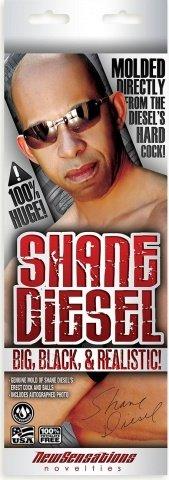 ��������� ����� ������ Shane Diesel Dildo - 25 ��, ���� 2
