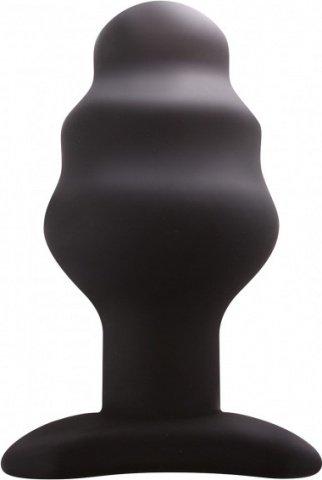 Анальная пробка renegade - plug 1 xl черная