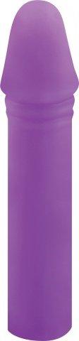 Фаллоимитатор Chic Pleasures Silicone Dong, цвет Фиолетовый 18 см