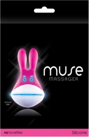 �������� muse massager pink nsn-0212-14, ���� 2