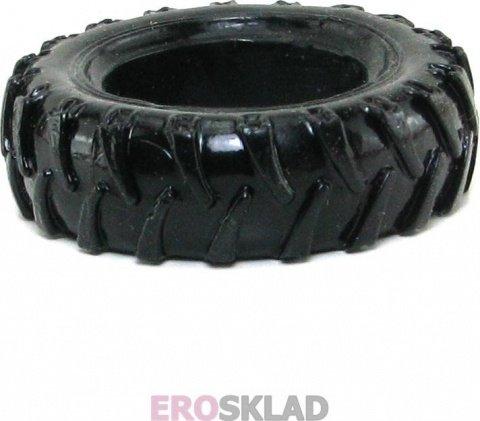 Эрекционное кольцо, цвет Черный, фото 3