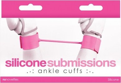 ��������� ����������� Silicone Submissions Ankle Cuffs �������, ���� 2