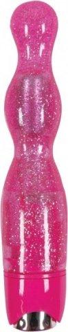 Вибромассажер Starlight Gems Libra Vibrating Massager розовый
