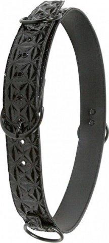 ������ �� ���� Sinful Black Restraint Belt Large ������