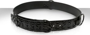 Ремень на пояс Sinful Black Restraint Belt Large черный, фото 3