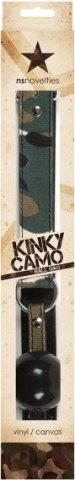 Кляп-шарик Kinky Camo камуфляж, фото 2