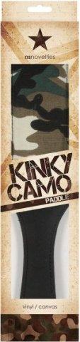 Шлёпалка Kinky Camo камуфляж, фото 2