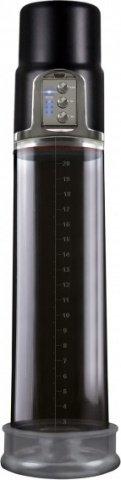 Автоматическая вакуумная помпа для пениса на подзарядке Renegade Powerhouse Pump 30 см, фото 3