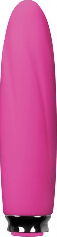 Вибромассажер Luxe Compact Vibe - Electra - Pink перезаряжаемый розовый
