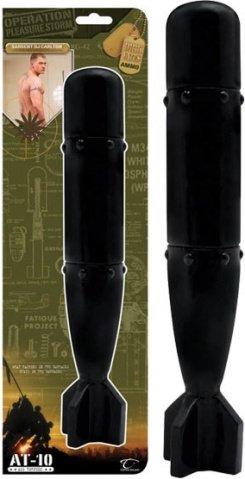 Анальная черная торпеда AT-10