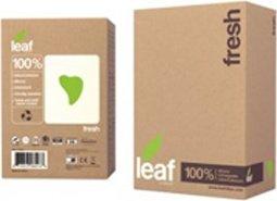 Перезаряжаемый вибромассажер fresh by leaf зеленый, фото 4