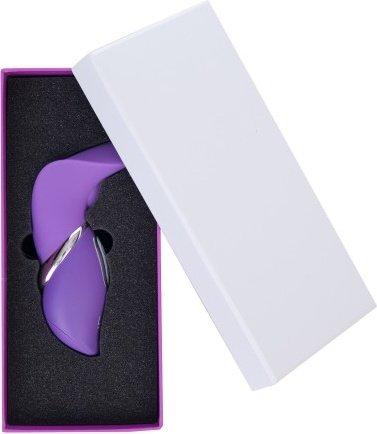 Вибратор Diana, фиолетовый 13,5 см, фото 2