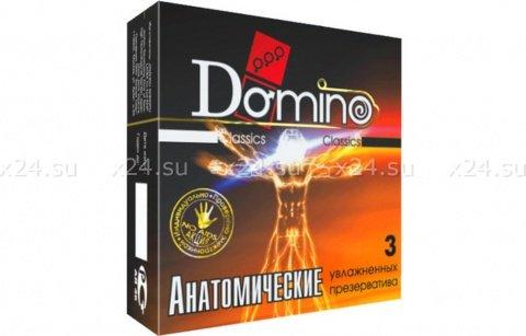 Презервативы Domino тончайшие (3 шт.)