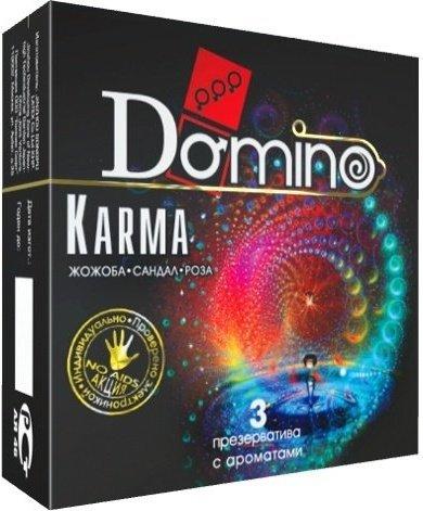 Презервативы Domino Karma