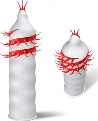 Luxe 1 презервативы чертов хвост, фото 2