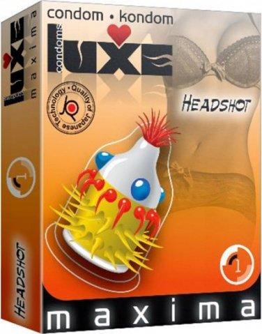 Luxe maxima 1 презервативы контрольный выстрел, фото 2