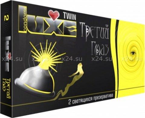 Презервативы Luxe Телец + Тату, фото 4